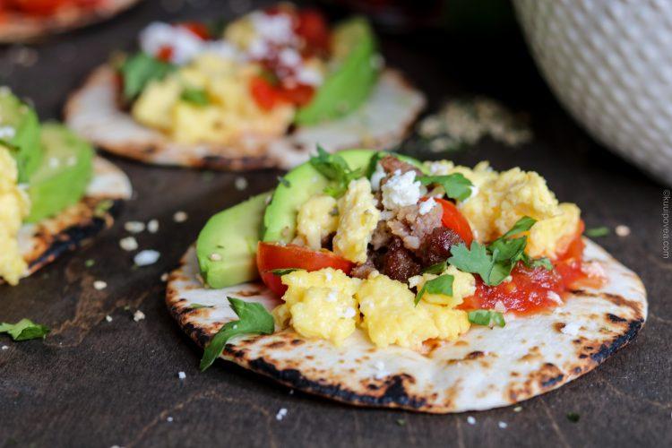 Summer Breakfast Tacos
