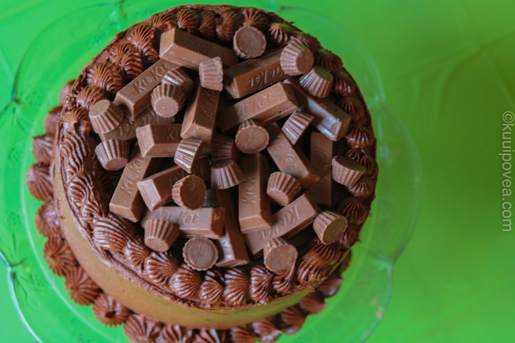 Third Birthday Party and the Ultimate Chocolate Cake