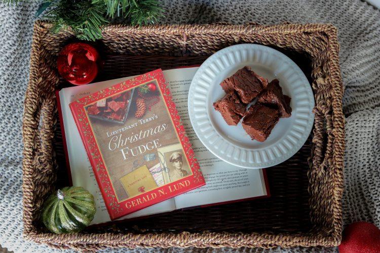 Lieutenant Terry's Christmas Fudge and fudge recipe